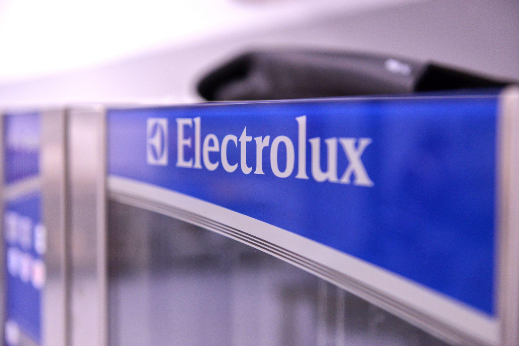 La maquinaria electrolux de nuestra cocina profesional for Material de cocina profesional